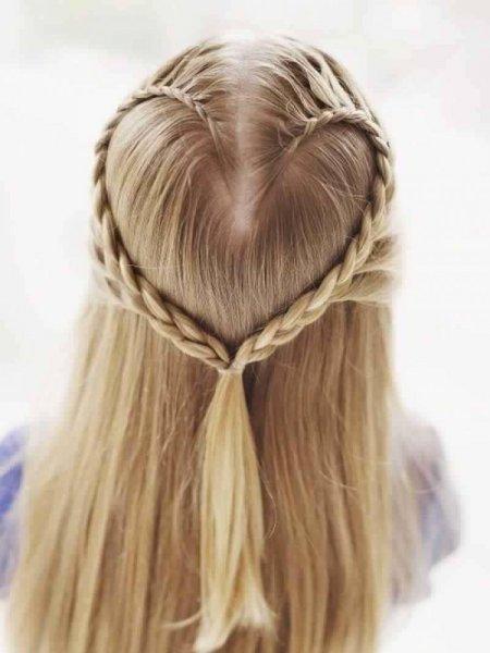 صورة تسريحات شعر للاطفال , احمل تسريحات شعر للبنات الصغار