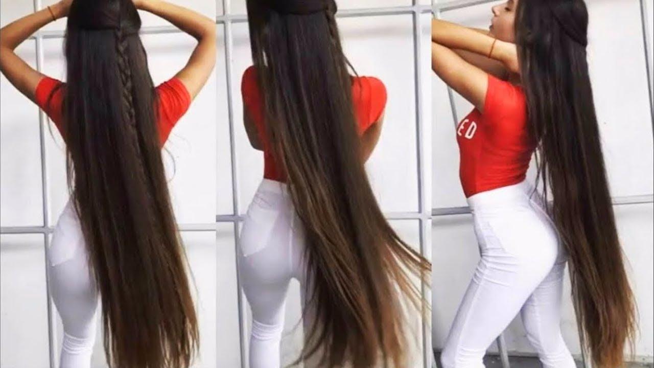صور تطويل الشعر في يوم , طريقة سريعه لتطويل الشعر