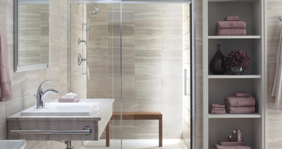 صورة تصميم حمامات , اجمل ديكورات للحمامات