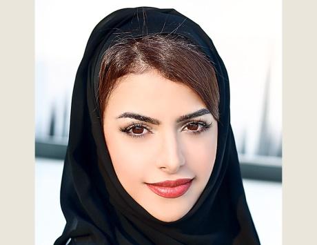 صورة منال بنت محمد بن راشد ال مكتوم , رئيسه مؤسسه دبي للمراه