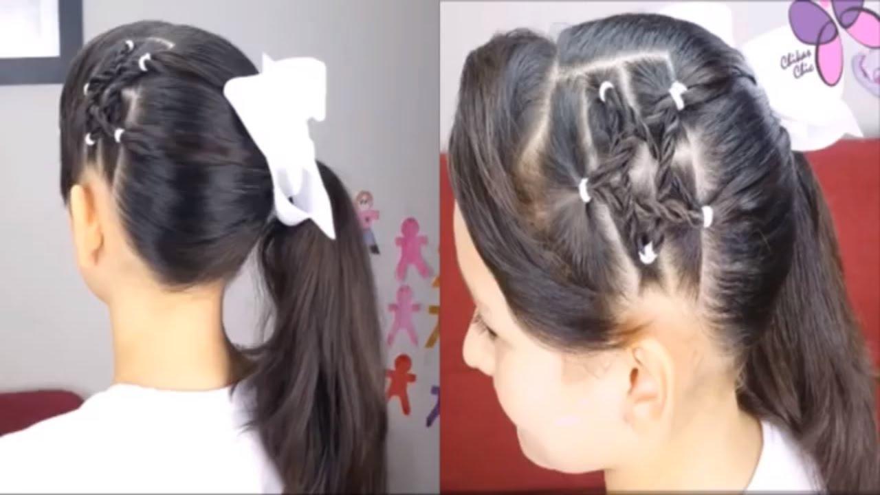 صورة تسريحات للشعر القصير للمدرسه , احدث تسريحات الشعر القصير للبنات