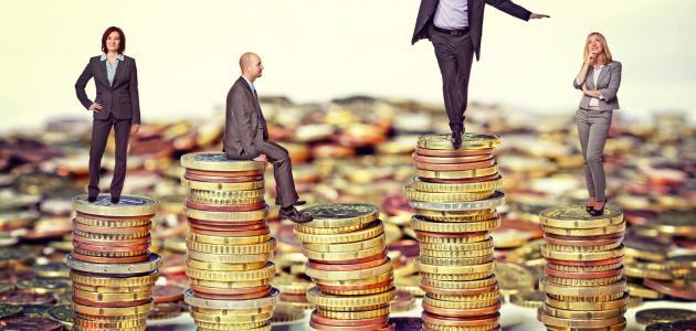 صورة فكر تصبح غنيا , كيف تصبح غنيا في اسرع وقت