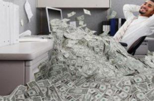 صورة كيف تصبح ثريا , طريقة للحصول علي المال في اسرع وقت