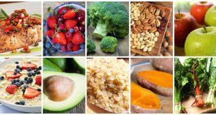 صورة اكلات دايت , افضل الاكلات لنظام غذائي صحي