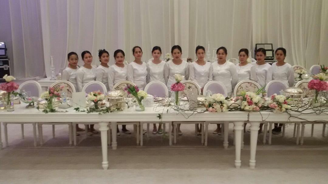صورة اعراس قطر , فخامة الافراح القطريه