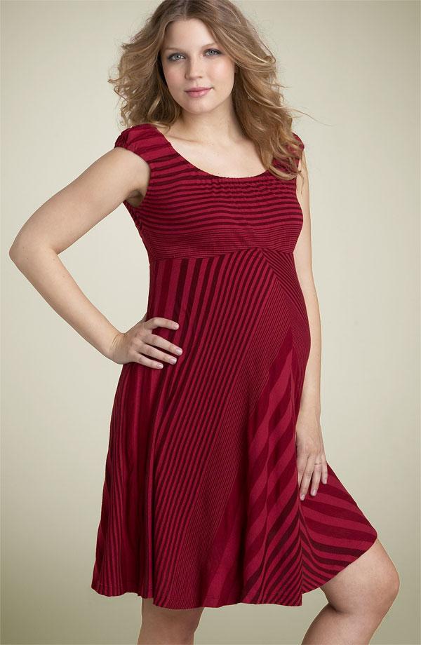 صورة صور فساتين للحوامل , اجمل موديلات لفساتين الحوامل