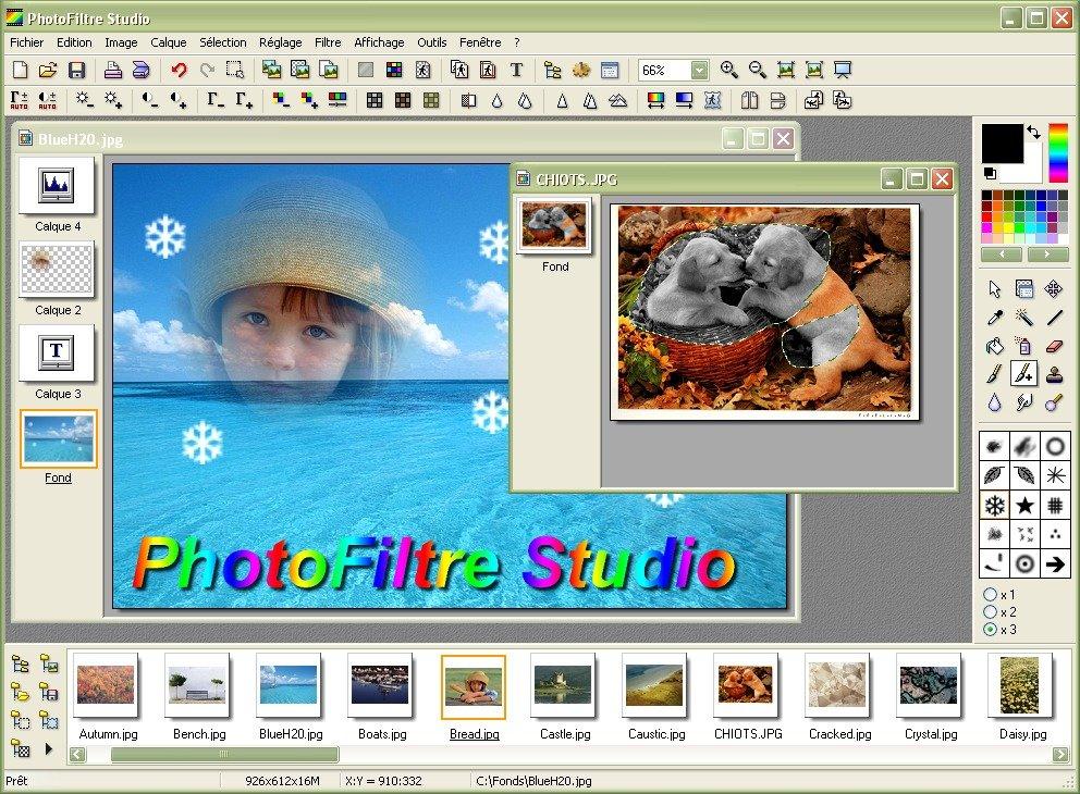 صورة التعديل على الصور , الطرق المختلفة للتعديل على الصور