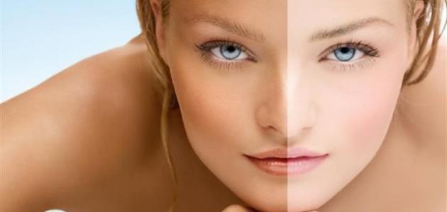 صورة توحيد لون البشرة , كيفية اعطاء لون موحد للبشرة