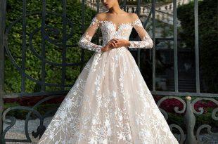صور احدث فساتين الزفاف , مجموعة فساتين اعراس 2019