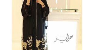صورة عبايات كويتية , باقة من اجمل العبايات الكويتية