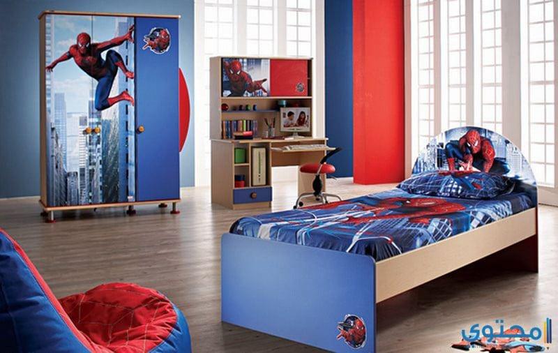 غرف نوم اطفال اولاد اجمل غرف نوم الولاد اطفال كارز