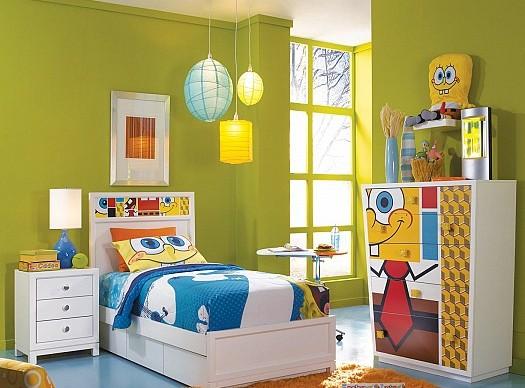صورة غرف نوم اطفال اولاد , اجمل غرف نوم الولاد اطفال