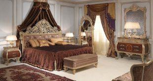 صورة غرف نوم كلاسيك , اشيك غرف نوم للعروسين كلاسيك جدا