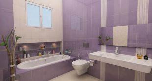 صورة ديكور حمامات منازل , اجمل ديكورات حمامات