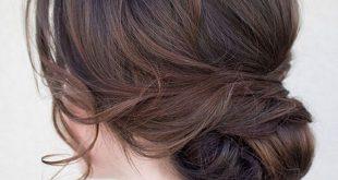 تساريح شعر ناعمه , اجمل تسريحات الشعر الرقيقة