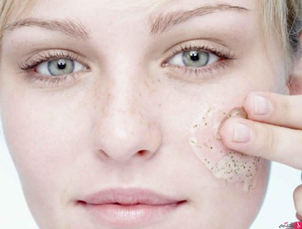 صورة تنظيف البشرة الدهنية , وصفة تنظيف البشرة الدهنية