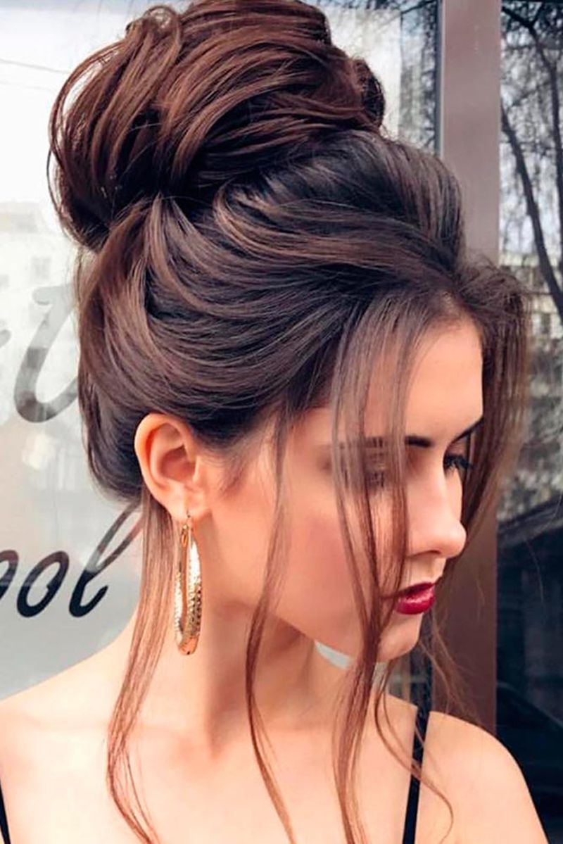صورة تسريحات شعر طويل 2019 , اجمل تسريحات الشعر الطويل