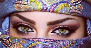 اجمل عيون النساء , صور اجمل عيون امراة في العالم