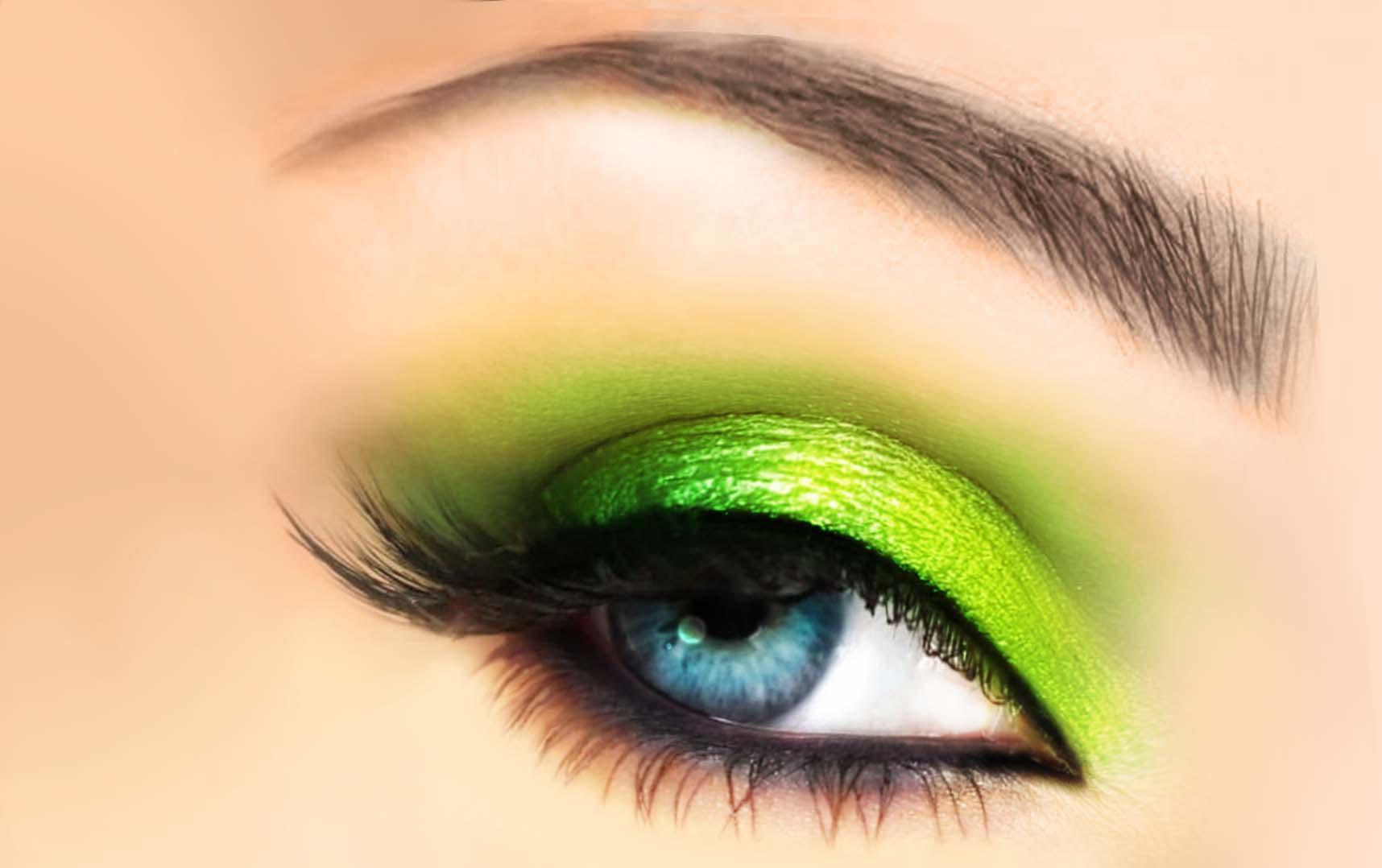 صورة مكياج عيون لبناني , اجمل مكياج عيوني بالطريقة اللبنانية