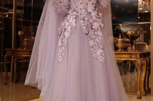 صور فساتين اعراس للمحجبات , اجمل موديلات فساتين الزفاف للمحجبات