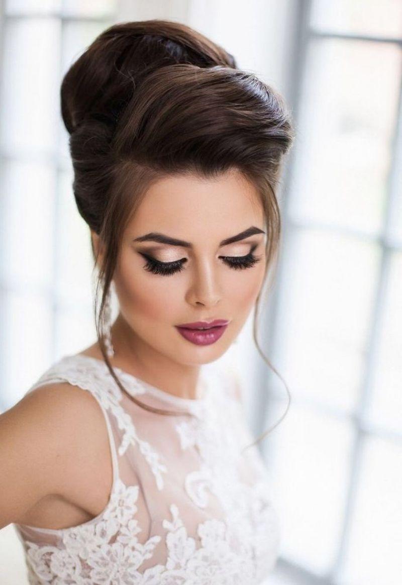 صورة صور مكياج عرايس ناعم , اجمل صور مكياج ناعم للعروسة