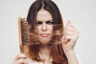 صورة تساقط الشعر , وصفات منع تساقط الشعر
