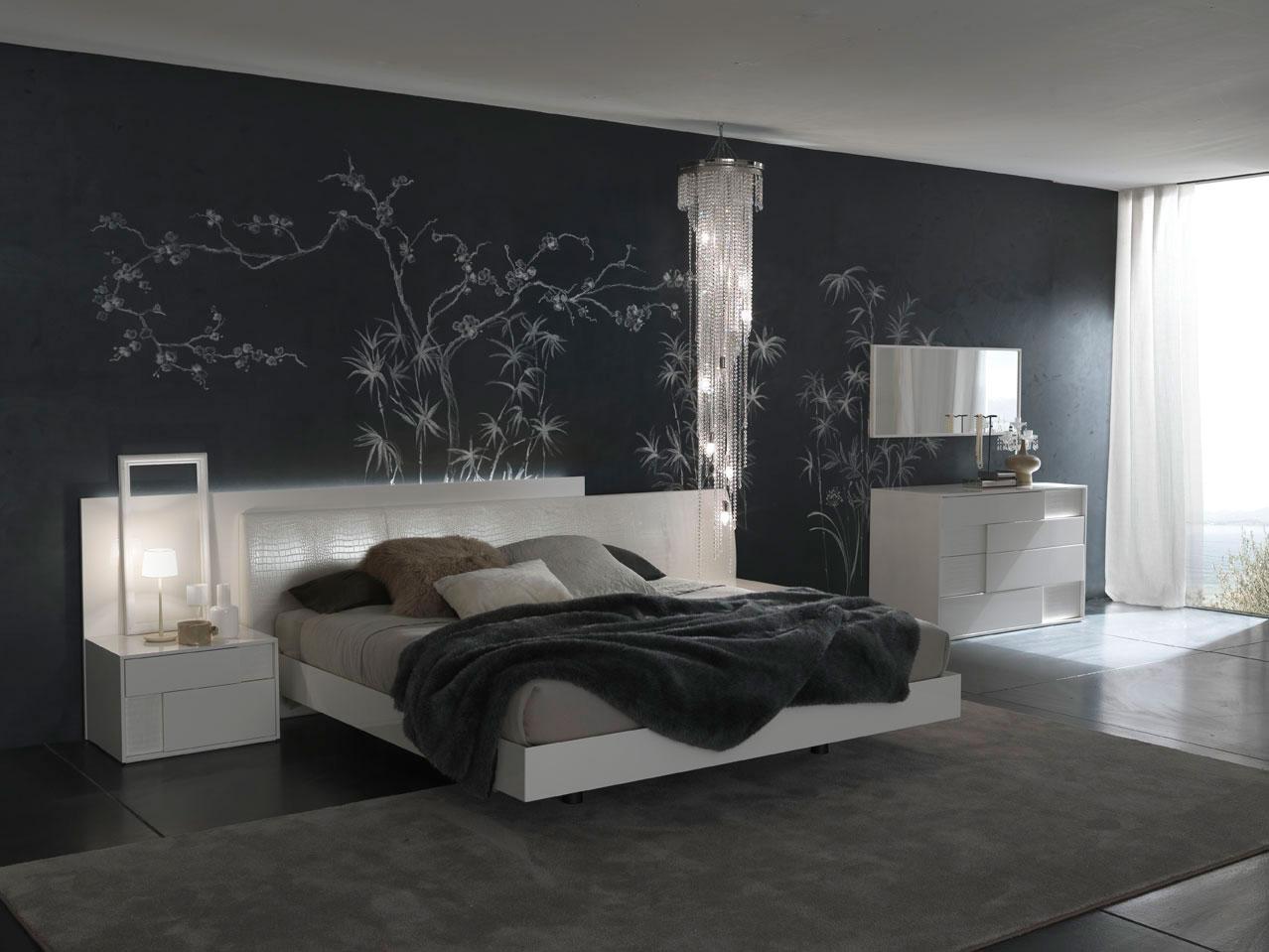 صورة ورق جدران لغرف النوم , اجمل ورق حائط لغرف النوم