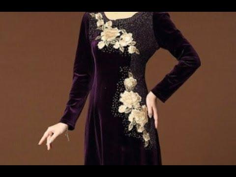 صورة صور قنادر , لباس جزائرى رائع ورقيق