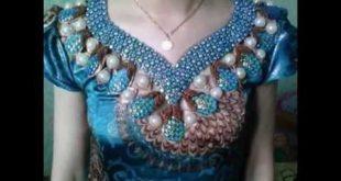 قنادر قالمية بالاحجار , لباس جزائرى للعرائس