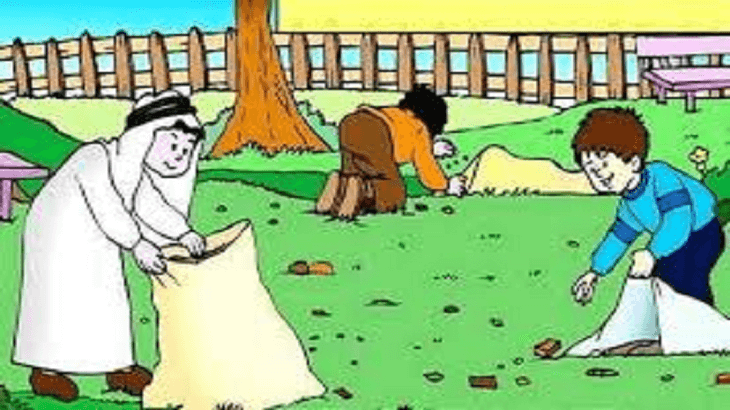 صور موضوع تعبير عن النظافة , النظافه الشخصيه واهميتها