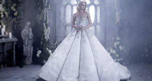 صور فساتين زفاف , تصاميم واشكال فستان الزفاف