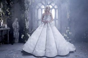 صور صور فساتين زفاف , تصاميم واشكال فستان الزفاف