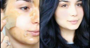 صورة تبييض الوجه , افضل طرق تفتيح البشرة