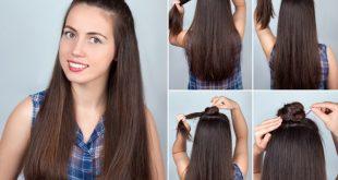 صور تزيين الشعر , تسريحات للشعر