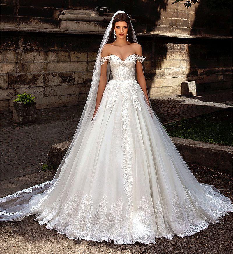 صورة صور فساتين اعراس , احدث موديلات فساتين اعراس لاجل تالقك 2747 1