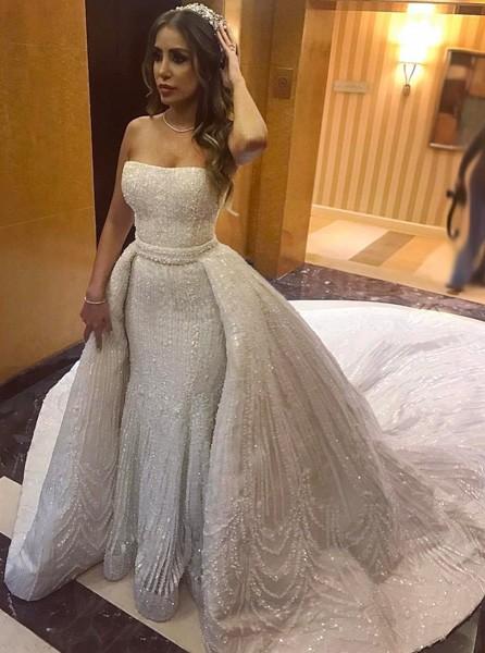 صورة صور فساتين اعراس , احدث موديلات فساتين اعراس لاجل تالقك 2747 9