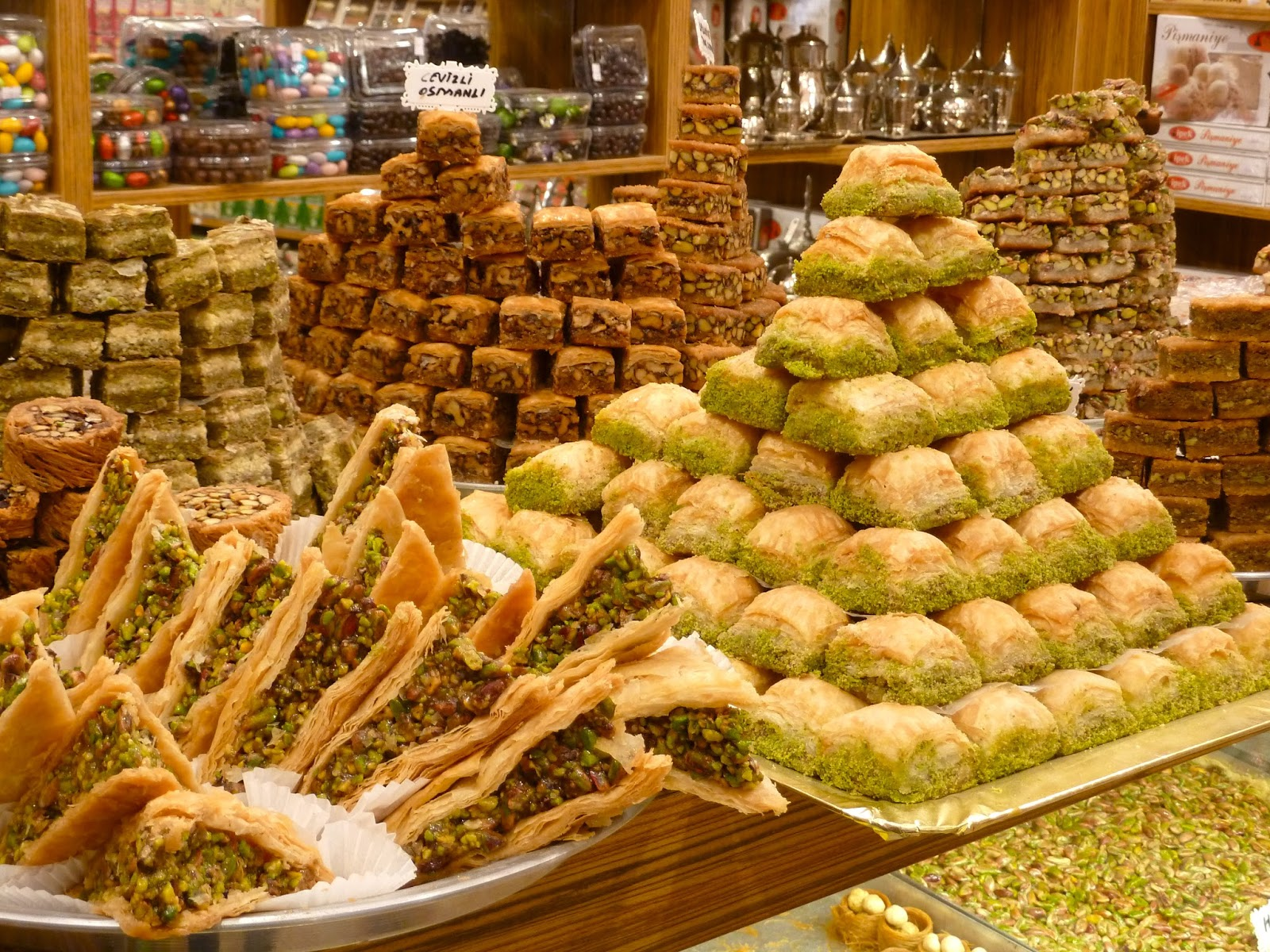صور حلويات مغربيه , صور لاروع واطعم حلويات