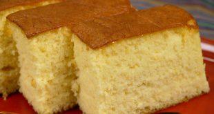 صورة عمل كيكة اسفنجية , اسهل واسرع طريقة لعمل الكيكة الاسفنجية