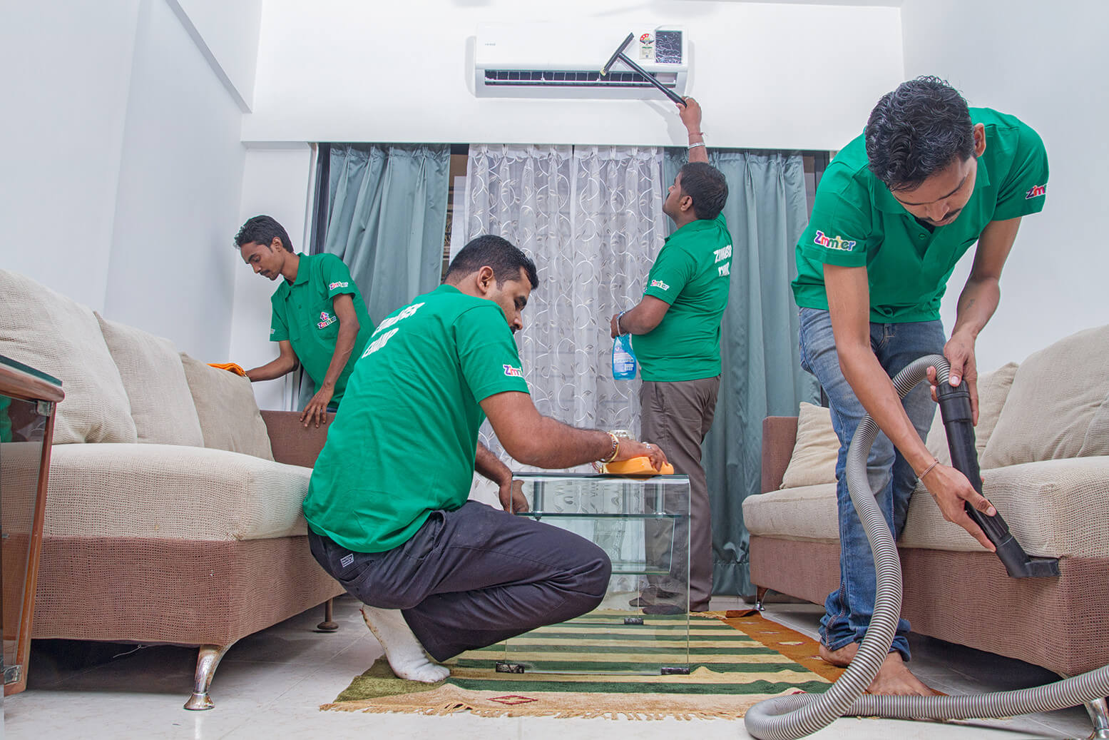 صورة شركة تنظيف منازل , افضل شركة لتنظيف المنازل بالمدينة المنورة