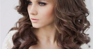 صورة تسريحات شعر مفتوح , اجمل واجدد التسريحات لجميع انواع الشعر