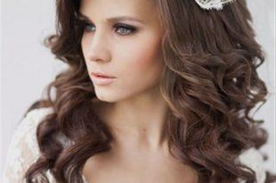 صور تسريحات شعر مفتوح , اجمل واجدد التسريحات لجميع انواع الشعر