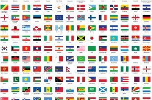 بالصور كم عدد دول العالم , تعرف علي دول العالم كافة 3017 3 310x205