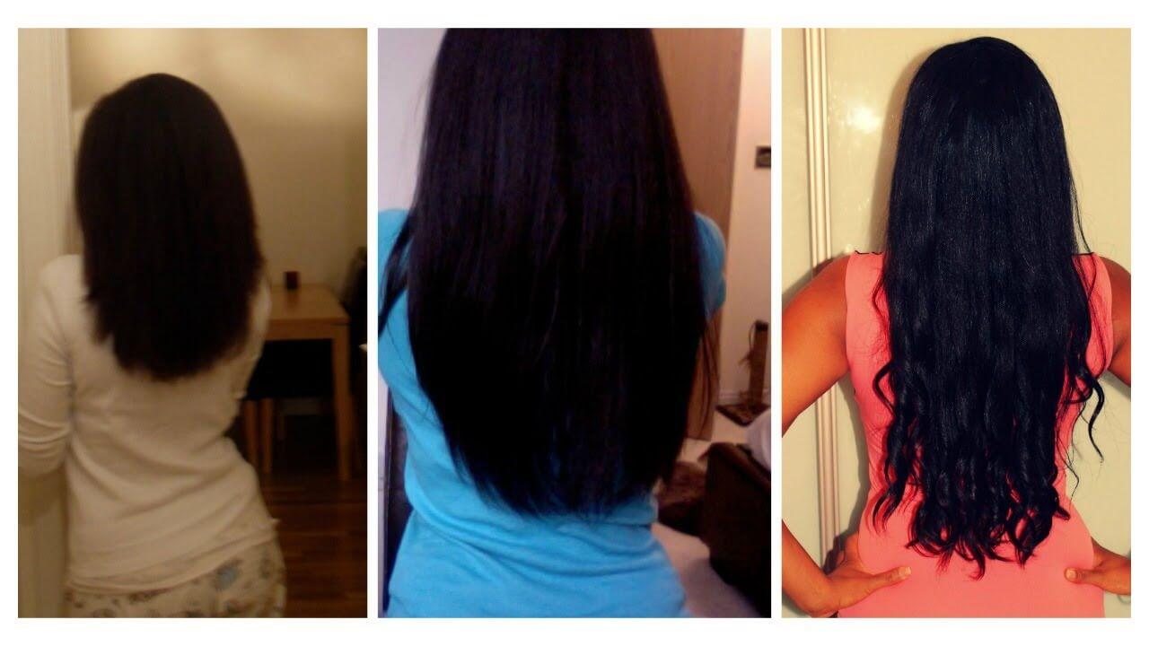 صور لتطويل الشعر , وصفة مجربة وسريعة لتطويل الشعر