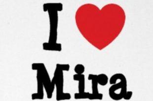 صور معنى اسم ميرا , معاني اسم ميرا وصفات حامله