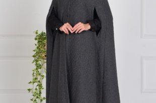صور ملابس شتوية للمحجبات تركية , لباس الشتاء الدافئ للتركيات قمه الشياكه
