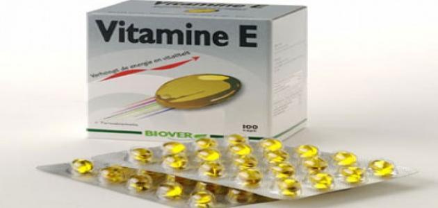 صورة فيتامين e , فوائد فيتامين للبشرة e