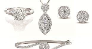 صور مجوهرات داماس , افضل اشكال لى المجوهرات الداماس