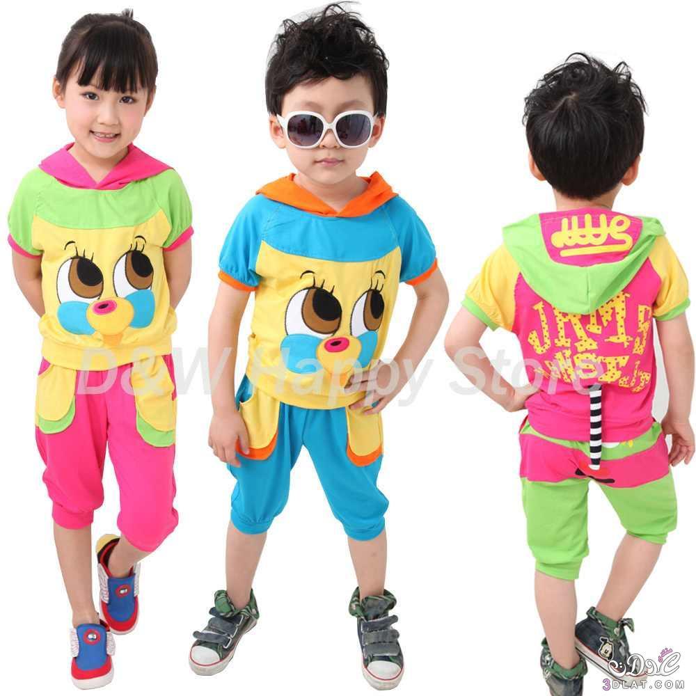 صورة ملابس اطفال للعيد , اجمل الملابس لى ليله العيد 5030 16