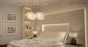 ديكورات جبس غرف نوم , احدث الديكورات والتصميمات الخاصه بغرفه النوم