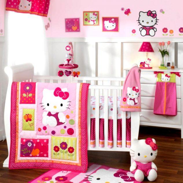 بالصور غرف بيبي بنات , متابعي جديد غرف الاطفال هذه هديتي لكم 10639 4